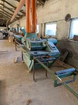 Woodworking Machinery - Used GABBIANI 1999 Hogging Systems For Sale Romania
