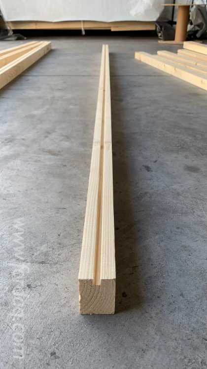 Spruce-Glulam-Beams