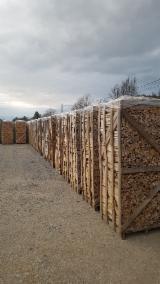 FSC Buche Brennholz Gespalten 3-5 cm