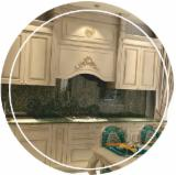 Vender Conjuntos De Cozinha Época Outros Materiais Painel MDF Turquia