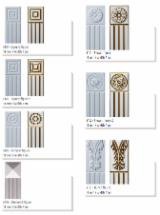 Find best timber supplies on Fordaq - Tugra Mobilya - MDF Trimmable Pilaster For Sale, 18 mm