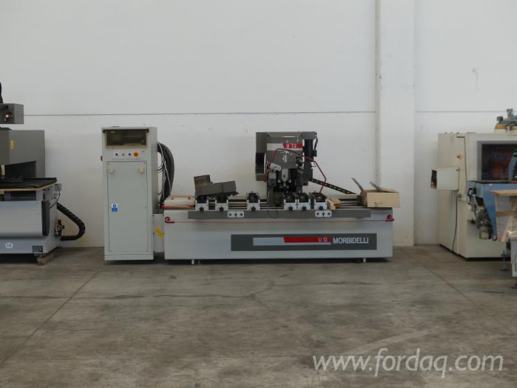 Used-Morbidelli-U13-CNC-Machining
