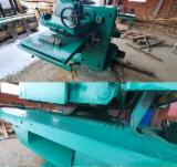 Woodworking Machinery - Used Bongioanni Gang Rip Saws With Roller Or Slat Feed For Sale Romania