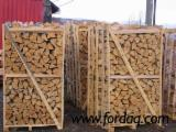 FSC Oak/Cherry/Birch Split Firewood