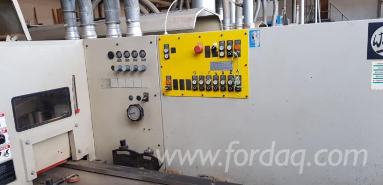 Weinig-Unimat-23-Moulding-Machine