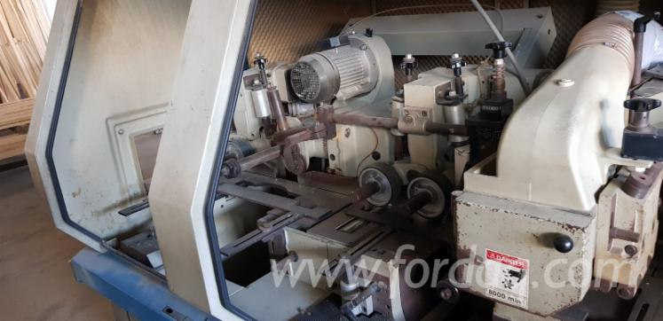 Used-1996-Weinig-Unimat-23E-Moulding