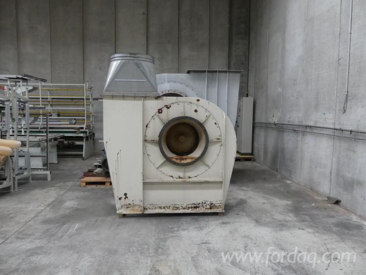 Ventilator-Ventilatore-Polovna