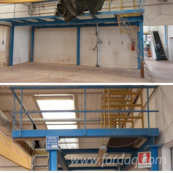 Used-Soppalco-Working-Platform-For