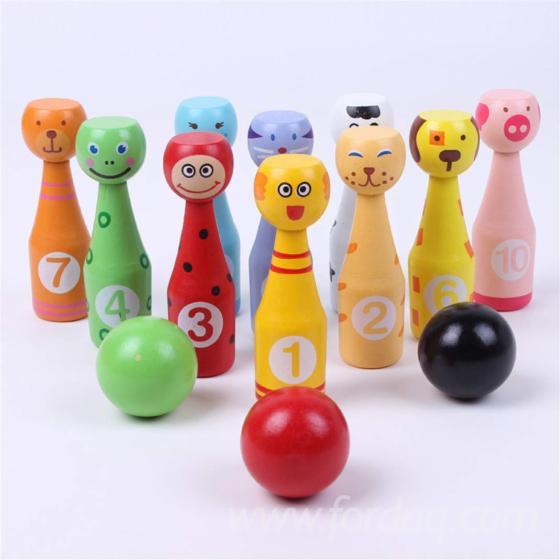 Дерев'яні Іграшки, Колоніальний