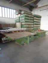 Find best timber supplies on Fordaq - Mercator S.R.L. - We Sell Stampi Press For Curved Elements
