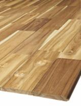 Find best timber supplies on Fordaq - Gia Tran Wood - Acacia Three Strip Wide Flooring, 20 mm