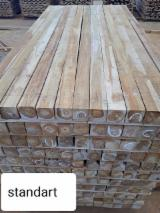 null - Air Dry Teak Squares, 75-150 mm Thick