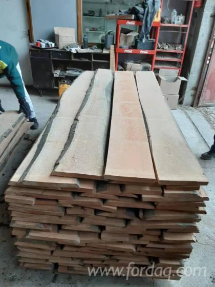 Beech-Half-Edged-Lumber