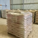 DIN White Wood Pellets, 6-8 mm