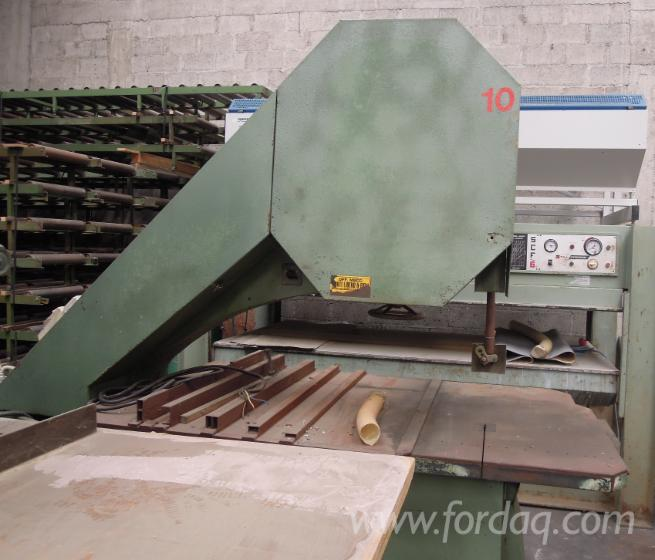 Used-Forti-Log-Band-Saw