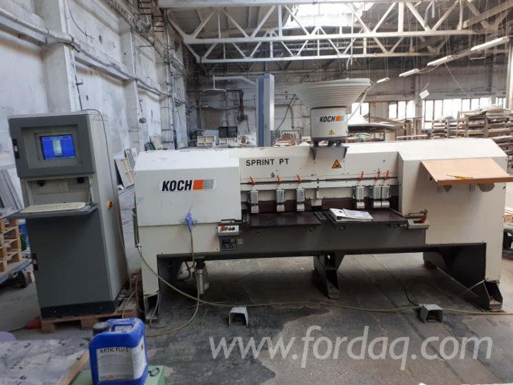 Used-Koch-Sprint-PTP-Automatic-Drilling-Machine