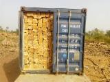 Teak Saw Logs, Girth 40 cm to 119 cm.