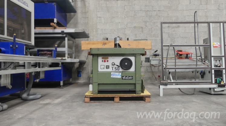 USed-Steton-T-50-Single-Spindle-Moulder-for