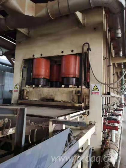 Used-particle-board-production-line-single-layer-press-used-PB-line-Used-Particle-board-thin-board