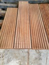 Atacado  Decking Anti-derrapante 1 Lado - Vender Decking Anti-derrapante (1 Lado) Bangkirai