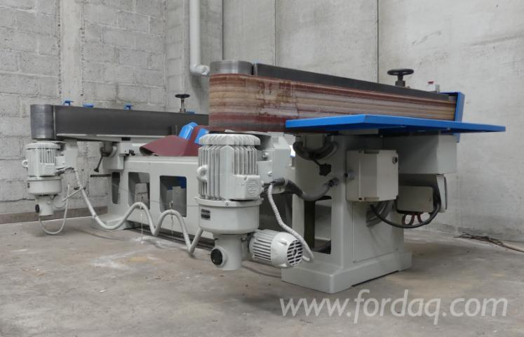 Used-Levigatrice-Belt-Sander-For