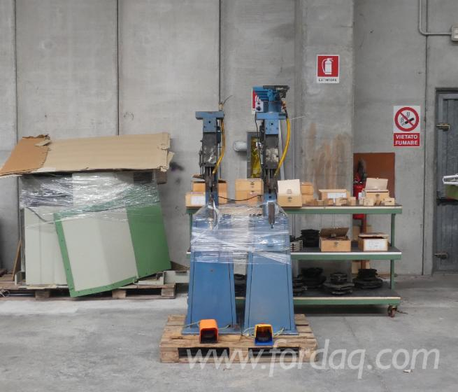 Venta-Taladradoras-Para-Agujeros-De-Clavijas-Usada