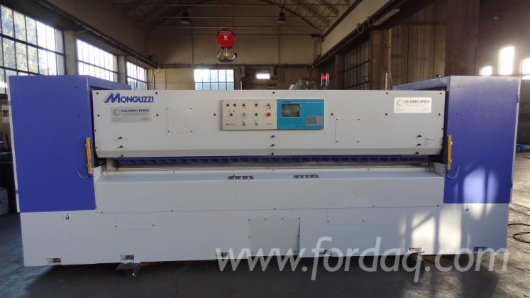 Gebraucht-Monguzzi-TRM-2L-3800-2020-Furnierschere-Zu-Verkaufen