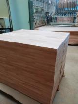 null - Beech FJ Solid Wood Panel, FSC, 18mm