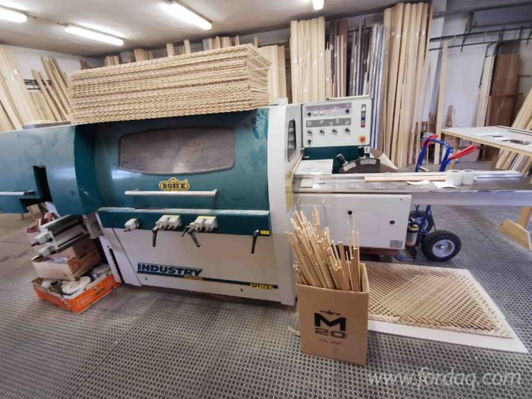 Moulding-Machines-For-Three--And-Four-side-Machining-Rojek-CPF-23-5-Polovna