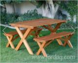 上Fordaq寻找最佳的木材供应 - Forexco Quang Nam - 花园套装, 当代的, 190 片 识别 – 1次