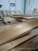 Drewno Lite, Sosna Zwyczajna - Redwood, Elementy Profilowane