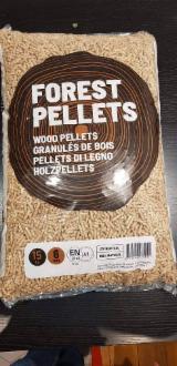 Pellet di legno di alta qualità da 6 mm