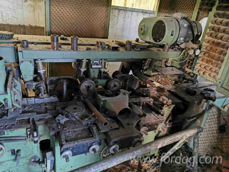 Weinig-Unimat-22A-8-Spindle-Moulding-Machine