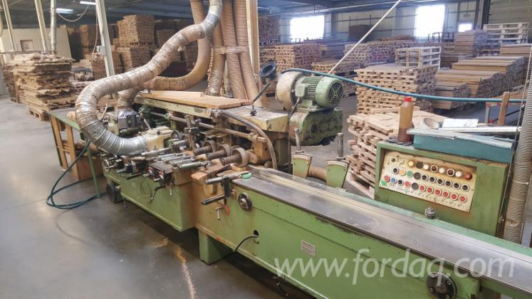 Moulding-Machines-For-Three--And-Four-side-Machining--Weinig