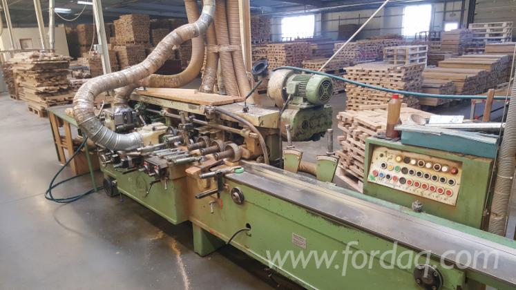 Weinig-Unimat-17N-Moulding-Machine