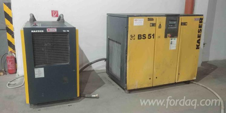 Vindem-Compresoare-Kaeser-BS51---TD76-Second-Hand