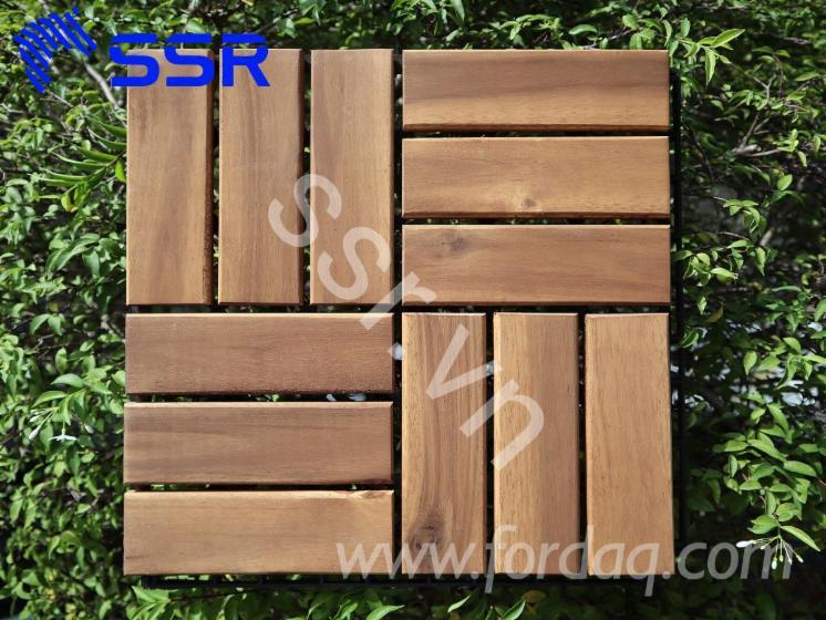 FSC-Acacia-Decking-Tiles