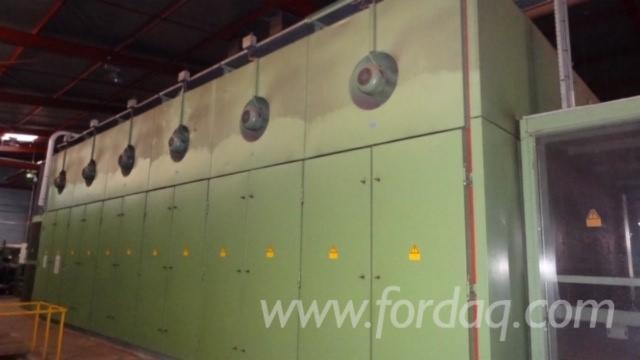 Gebraucht-Babcock-BSH-BDI-4-2-12-2002-Furniertrockner-Zu-Verkaufen