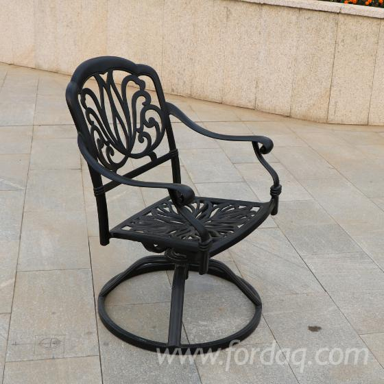 Cast-Aluminum-Garden-Chairs-For