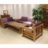 Muebles De Sala De Estar en venta - Vender Conjuntos De Sala De Estar Design De Móveis Madeira Maciça Asiática Caucho Vietnã