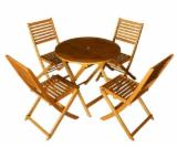Find best timber supplies on Fordaq - Forexco Quang Nam - Acacia Garden Set For Sale, Oil Finish