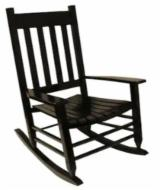 Acacia Rocking Chair For Sale, Oil Finish