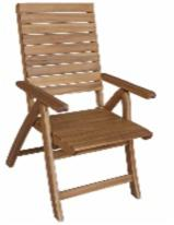 Find best timber supplies on Fordaq - Forexco Quang Nam - Acacia Garden Chair With Oil Finish