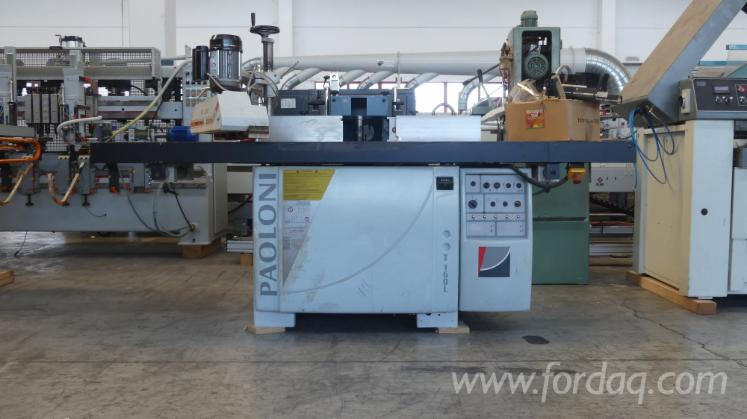 Spindle-Milling-Machine-Paoloni-T-160
