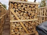 Ash/Birch/Oak Cleaved Firewood, 30-33 cm