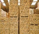 Beech/Oak Cleaved Firewood From Ukraine