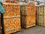 KD Beech/Oak Firewood From Ukraine