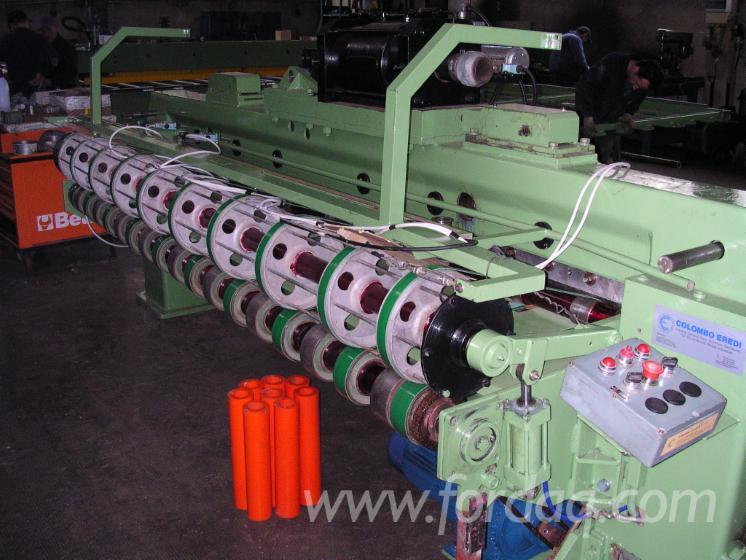 Gebraucht-Angelo-Cremona-3300-Furnierschere-Zu-Verkaufen