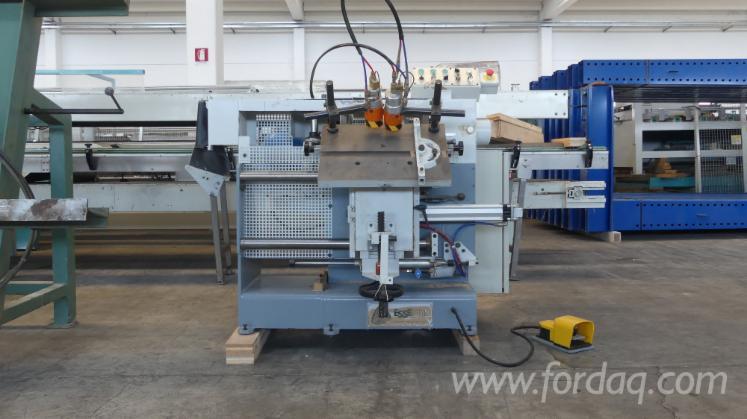 Used-Essepigi-Modula-350--Moulding-Machine