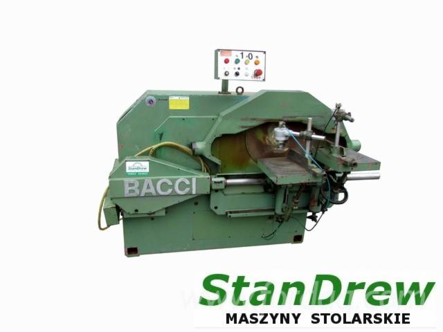 Bacci-TSG-2T-Double-End-Tenoning-Machine